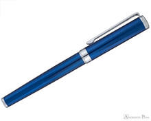 Sheaffer Intensity Rollerball - Blue Lacquer with Chrome Trim