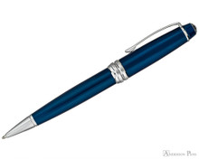 Cross Bailey Ballpoint - Blue Lacquer with Chrome Trim - Profile