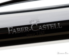 Faber-Castell Ambition Rollerball Pen - Rhombus Black