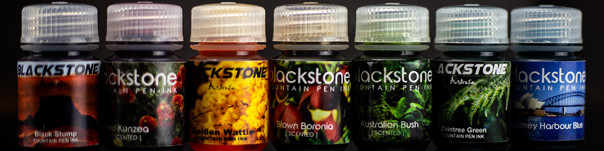 Blackstone Bottled Inks