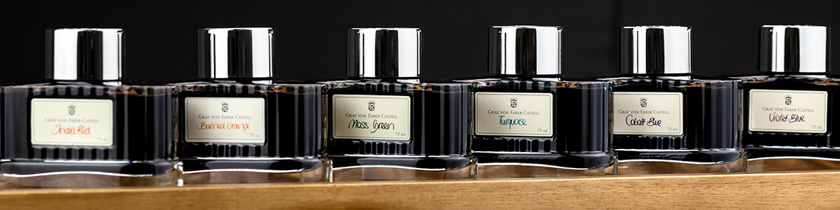 Graf von Faber Castell Bottled Ink