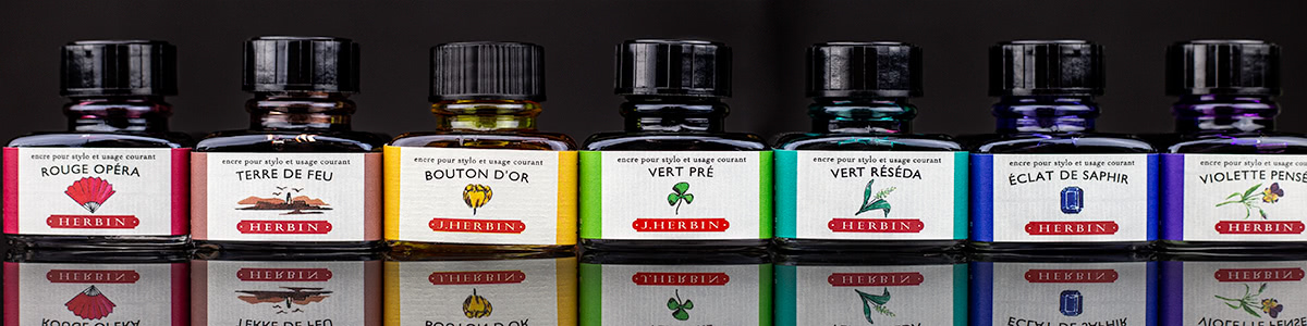 J. Herbin Bottled Ink