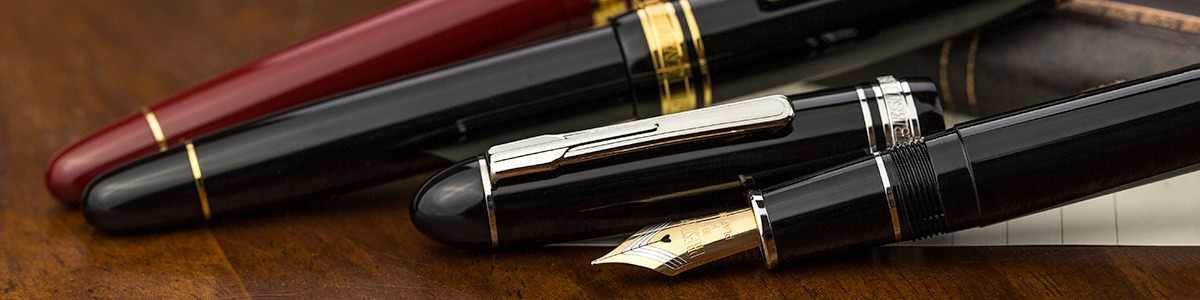 Platinum President Fountain Pens