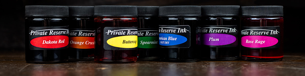 Private Reserve Bottled Ink