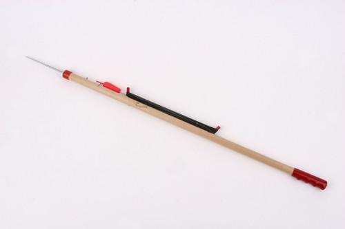 ice rod/ice stick furnished