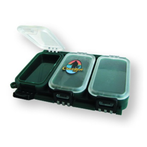 tackle box 6 sealed compartments