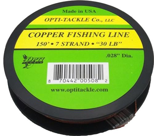 trolling line copper 7 strand