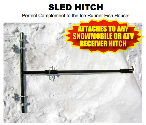 Fish House Sled Hitch