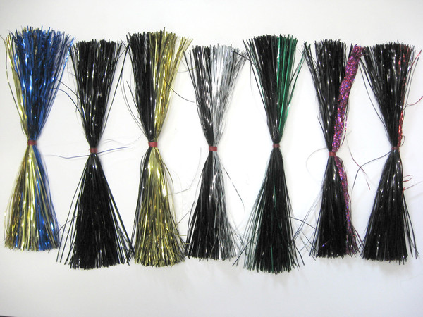 musky Tinsel Tails