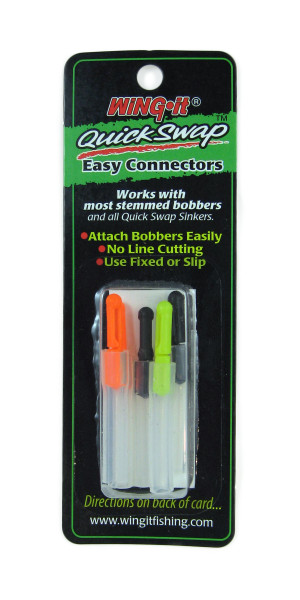 Quick Swap Connectors 5 ct. Mixed Colors