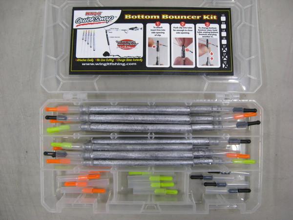 Bottom Bouncer - 30 Piece Heavy Kit