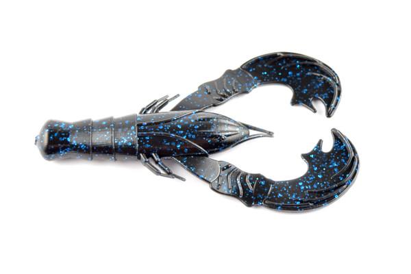 Black W/Blue Flake