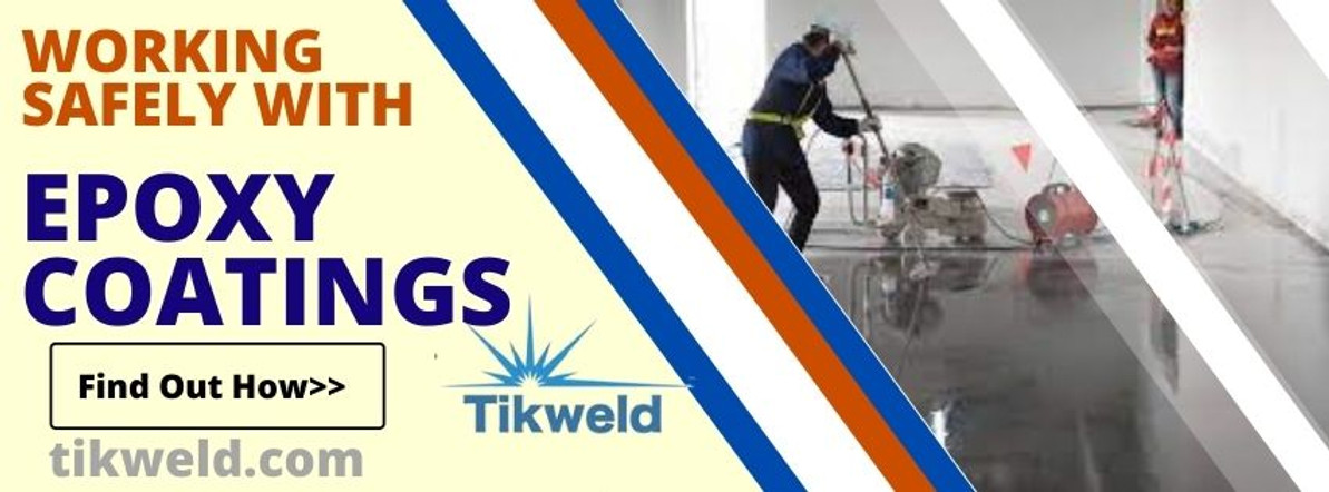 WORKING SAFELY WITH EPOXY COATINGS