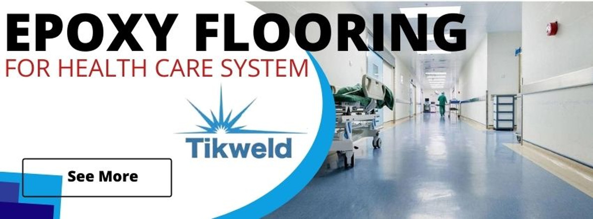 EPOXY FLOORING FOR HEALTH CARE SYSTEM
