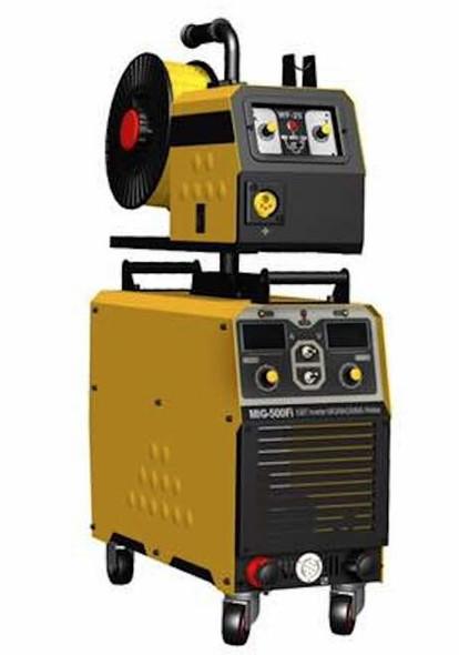PowerFlex MIG Welding Machine IGBT Inverter MIG MAG MMA 500-Fi