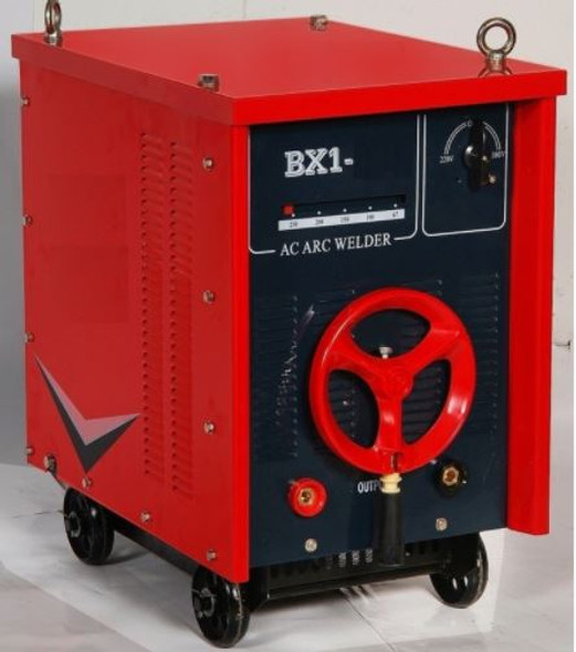 POWER FLEX WELDING MACHINE SINGLE PHASE 250 AMPS AC ARC WELDER