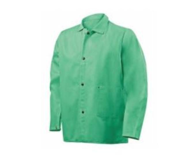 Flame-Resistant Cotton Welding Jacket