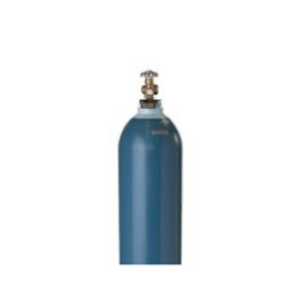 Argon Gas Compressed for shielding/welding 50 litters cylinder (empty returnable)