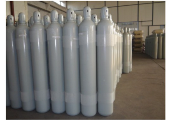 Helium gas (Returnable empty Cylinders when empty) 50 liters cylinder