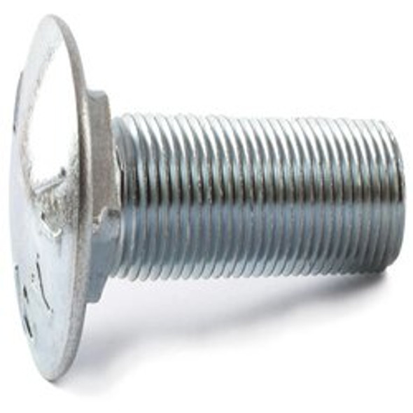 "5/8""-11 ZINC PLATED CARRIAGE BOLT"