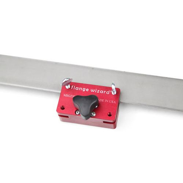 """Extension Magnetic Cutting Guide 24"""" MSG230-24 Flange Wizard"""