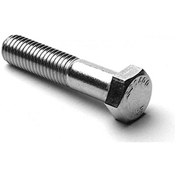 """1/2""""-13 STAINLESS STEEL HEX TAP BOLTS Hellog"""