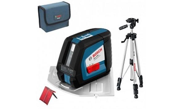 Bosch Professional Line Laser Bosch GLL 2-50 + BS 150