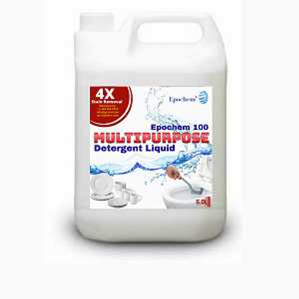Epochem 100 Multipurpose Liquid Detergent 5 liters