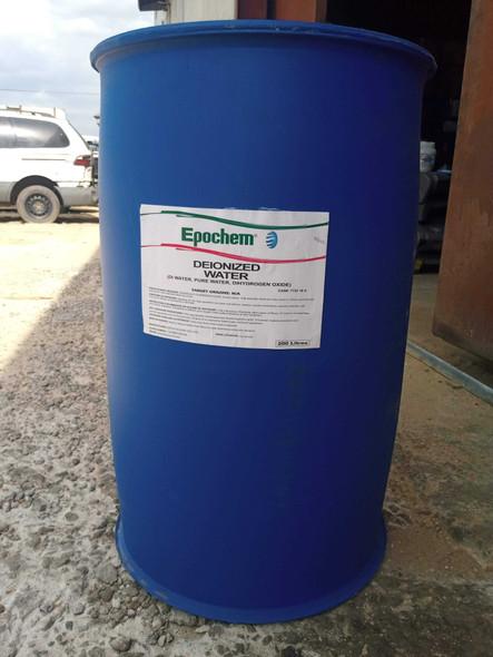 Epochem Deionized water 200L