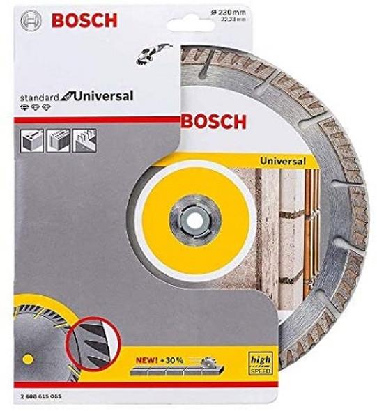 Bosch  Diamond Cutting Blade Universal 230mm
