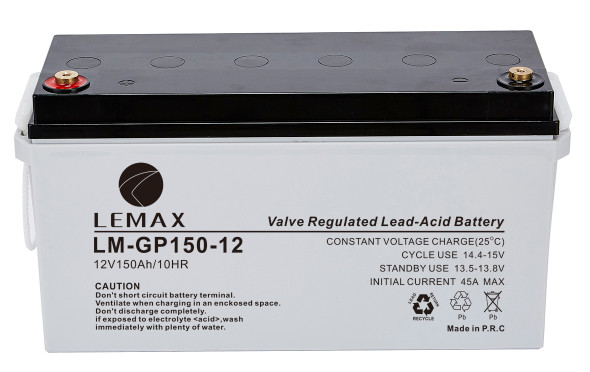 General Purpose Battery (GP) LM-GP- 12V150AH