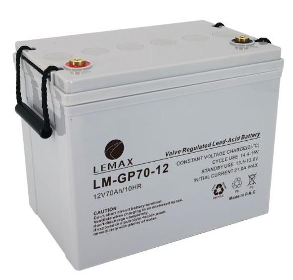 General Purpose Battery (GP) LM-GP- 12V70AH