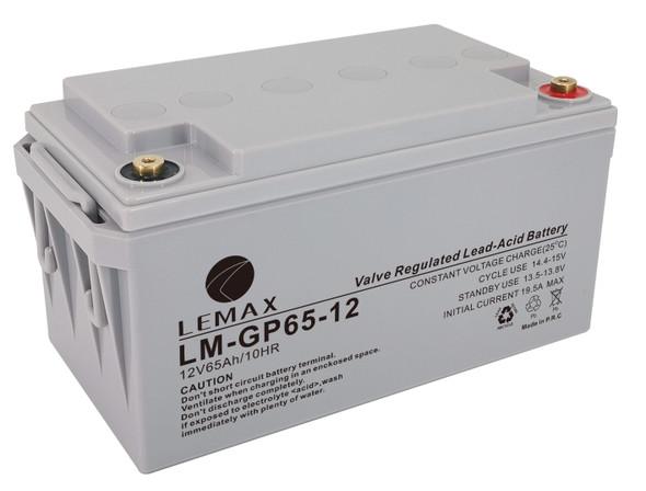General Purpose Battery (GP) LM-GP- 12V65AH