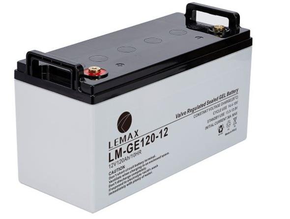 LEMAX GEL Battery LM-GE-12V120AH