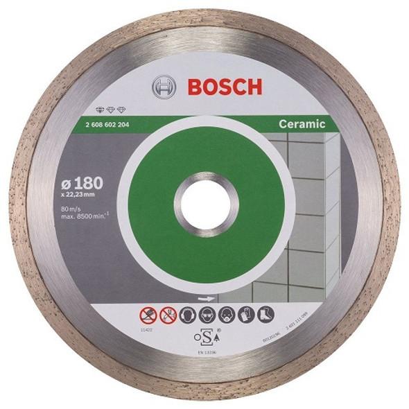 Bosch Standard cutting disc for Ceramic diamond 180mm