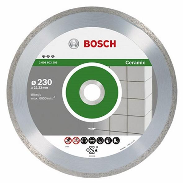 Bosch Standard cutting disc for Ceramic diamond 230mm