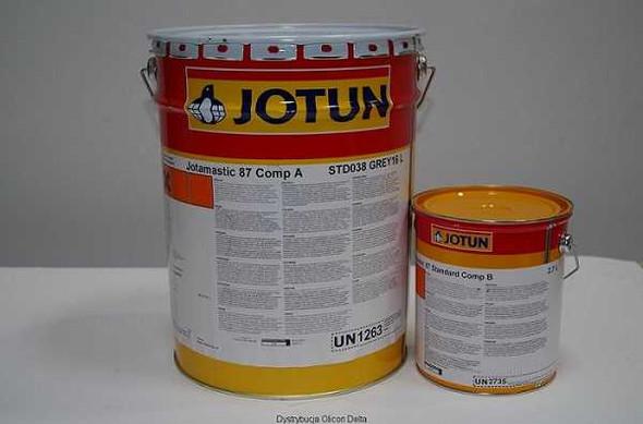 Jotun marine paint Jotamastic 87 AL Standard