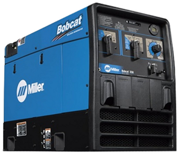 Miller Welding machine BOBCAT 250 Diesel driven