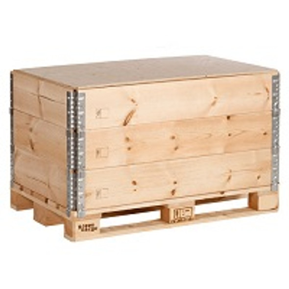 Wooden Pallet Boxes Hellog