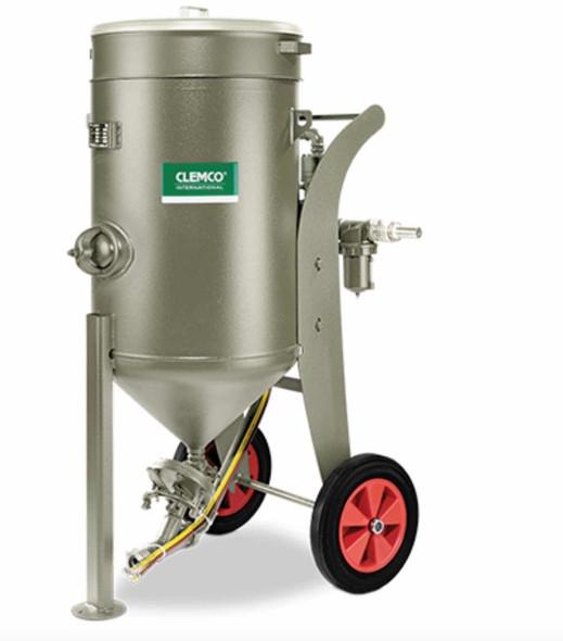 Clemco Blast Pot System SCWB-5 2040 100 Liters