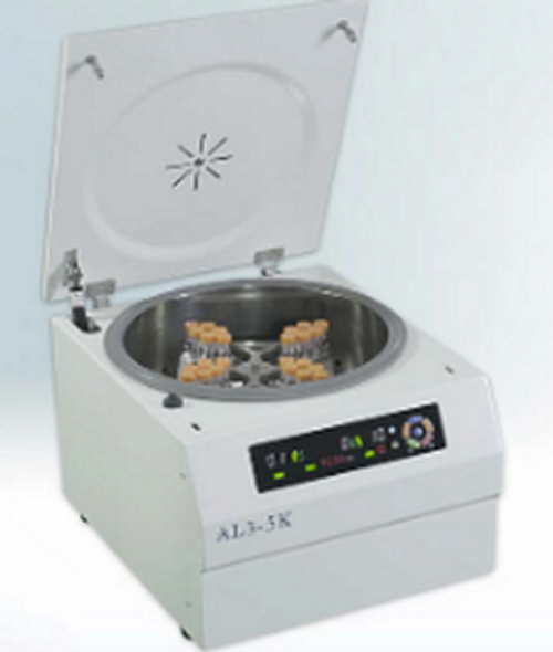 Table Low Speed Centrifuge L3-5K Hellog
