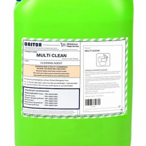 Unitor Multi clean