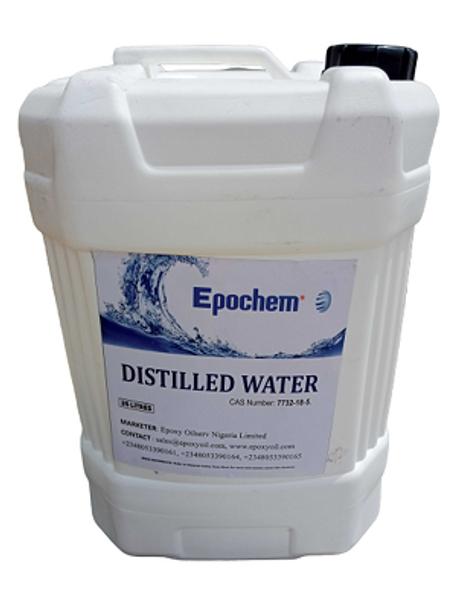 Epochem Distilled Water 20 Liters