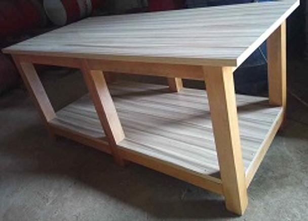 Wooden WorkBench- Hellog