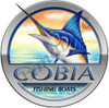 Cobia Round Sticker
