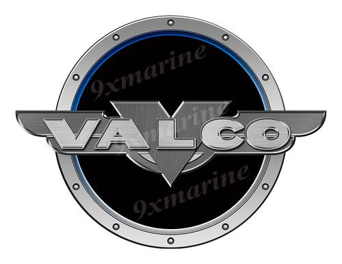 One Valco Boat Designer Sticker Remastered