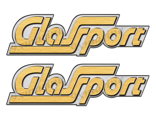 Glassport Boat Designer Stickers Remastered