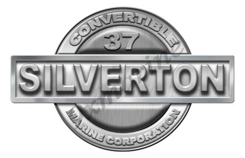 Silverton Custom Sticker - Remastered