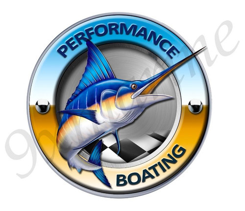 Generic Round Sticker for Boat Restoration Project