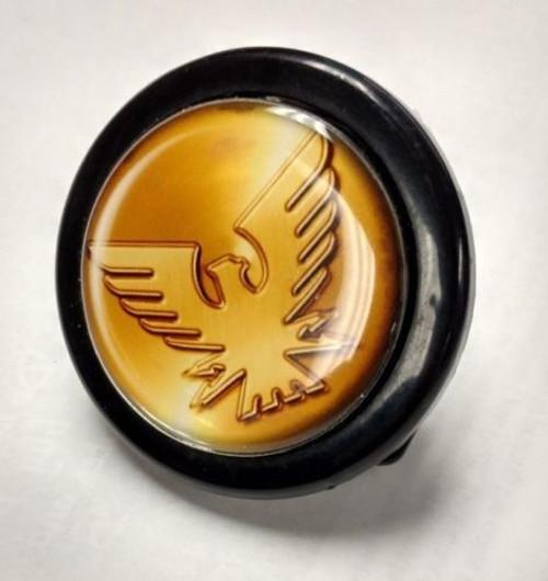 Epoxy Dome Horn Button